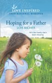 Hoping For A Father (Mills & Boon Love Inspired) (The Calhoun Cowboys, Book 1) (eBook, ePUB)