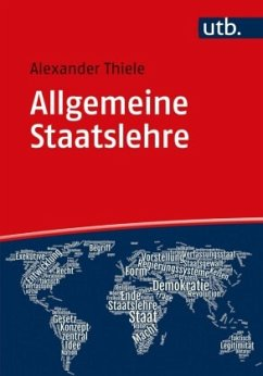 Allgemeine Staatslehre - Thiele, Alexander