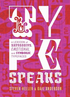 Type Speaks - Heller, Steven; Anderson, Gail