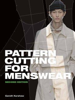 Pattern Cutting for Menswear Second Edition - Kershaw, Gareth