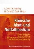 Klinische Akut- und Notfallmedizin (eBook, PDF)