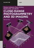 Close-Range Photogrammetry and 3D Imaging (eBook, ePUB)