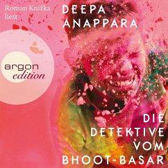 Die Detektive vom Bhoot-Basar (Ungekürzte Lesung) (MP3-Download) - Anappara, Deepa