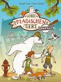 Die Schule der magischen Tiere ermittelt 1: Der grüne Glibber-Brief (Zum Lesenlernen) (eBook, ePUB)