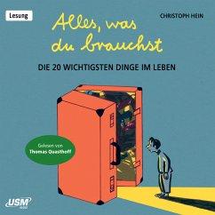 Alles, was du brauchst (MP3-Download) - Hein, Christoph
