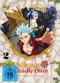The Seven Deadly Sins - Die Rückkehr der Gebote - 2. Staffel - Vol. 2