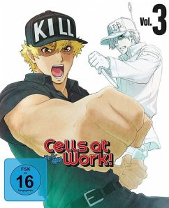 Cells at Work! - Vol. 3