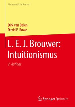 L. E. J. Brouwer: Intuitionismus