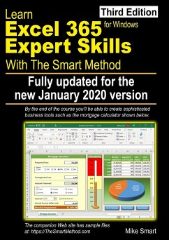 Learn Excel 365 Expert Skills with The Smart Method