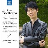 Beethoven: Klaviersonaten 17,24 & 32