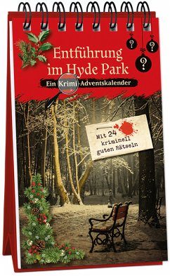 Entführung im Hyde Park - Lückel, Kristin