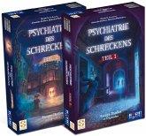 Psychiatrie des Schreckens Teil 1 + 2 im Schuber (Spiel)