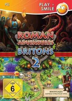 PLAY+SMILE: Roman Adventures: Britons 2 (Aufbau-Strategie-Spiel)