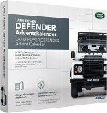 Land Rover Defender Adventskalender 2020