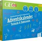 GEOlino Technik & Elektronik Adventskalender