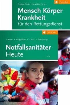 Lernpaket Rettungsdienst - Dönitz, Stephan; Flake, Frank; Karutz, Harald; Runggaldier, Klaus