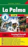 Freytag & Berndt La Palma, Autokarte 1:75.000, Island Pocket + The Big Five