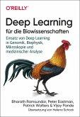 Deep Learning für die Biowissenschaften (eBook, PDF)