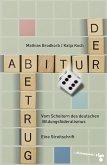 Der Abiturbetrug (eBook, ePUB)