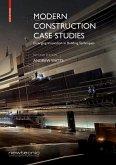 Modern Construction Case Studies (eBook, PDF)