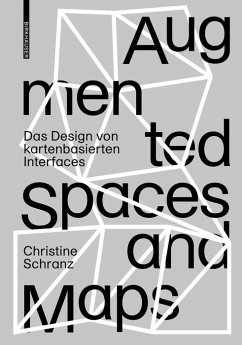 Augmented Spaces and Maps (eBook, PDF) - Schranz, Christine