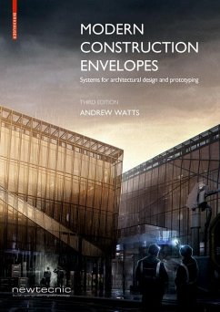 Modern Construction Envelopes (eBook, PDF) - Watts, Andrew