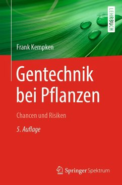 Gentechnik bei Pflanzen (eBook, PDF) - Kempken, Frank