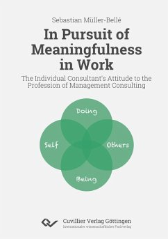 In Pursuit of Meaningfulness in Work (eBook, PDF)