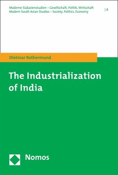 The Industrialization of India (eBook, PDF) - Rothermund, Dietmar