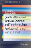 Quantile Regression for Cross-Sectional and Time Series Data