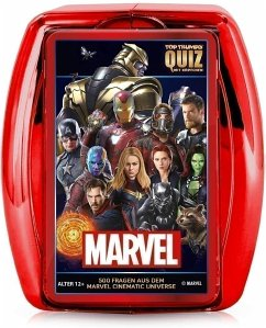 Top Trumps Quiz Marvel (Spiel)