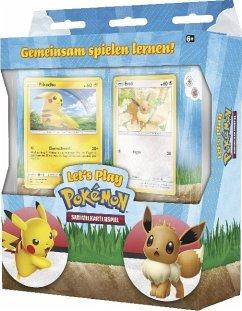 Pokemon Let's Play Pokemon (Sammelkartenspiel)