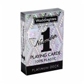 Waddingtons of London Number 1 Playing Cards Platinum Deck (Spielkarten)