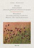Wörterbuch der niedersorbisch/wendischen Pflanzen-, Pilz- und Flechtennamen