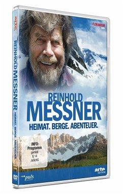 Reinhold Messner, 1 DVD