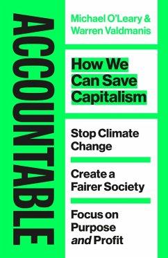 Accountable (eBook, ePUB) - Valdmanis, Warren; O'Leary, Michael