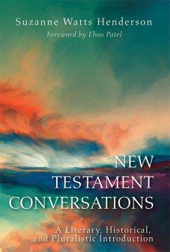 New Testament Conversations (eBook, ePUB)