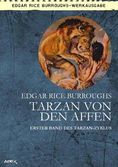 TARZAN VON DEN AFFEN (eBook, ePUB) - Burroughs, Edgar Rice