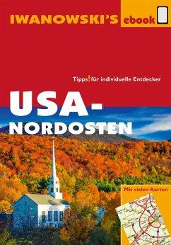 USA-Nordosten - Reiseführer von Iwanowski (eBook, ePUB) - Brinke, Margit; Kränzle, Peter