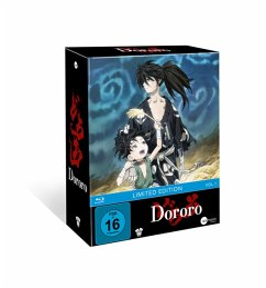 Dororo Vol.1 (Limited Mediabook) Limited Edition