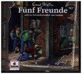 Fünf Freunde - und der Schokoladendieb von London, 1 Audio-CD
