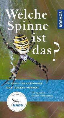 Welche Spinne ist das? (eBook, ePUB) - Baehr, Martin
