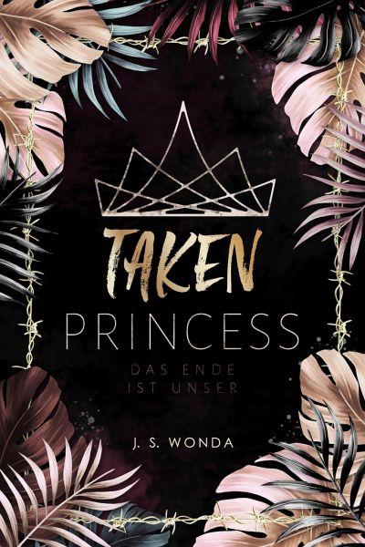 Buch-Reihe Taken Princess