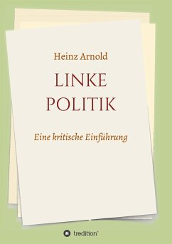 Linke Politik - Arnold, Heinz