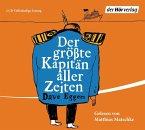 Der größte Kapitän aller Zeiten, 2 Audio-CD