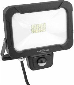Ansmann WFL1600S 20W/1600lm LED-Strahler mit Bewegungsmelder