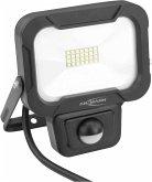 Ansmann WFL800S 10W/800lm LED-Strahler mit Bewegungsmelder