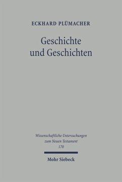 Geschichte und Geschichten (eBook, PDF) - Plümacher, Eckhard