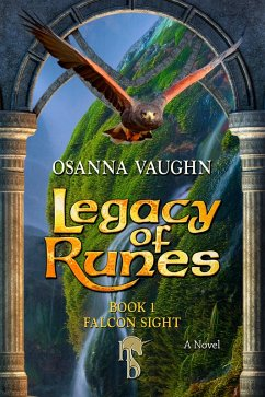 Legacy of Runes (eBook, ePUB) - Vaughn, Osanna