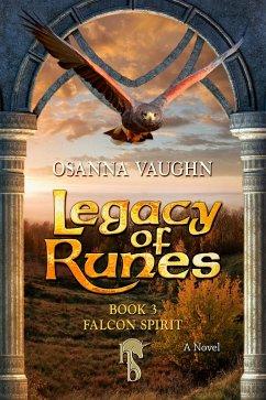 Legacy of Runes (eBook, ePUB) - Vaughn, Osanna